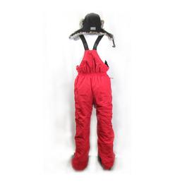 7501ace07ed ... Combinaison de ski rouge DECATHLON 16 ans + chapka FRANCE NEIGE taille  54 offerte - Photo