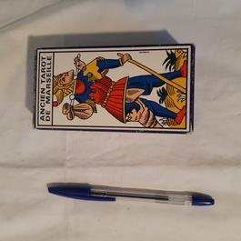 Ancien Tarot de Marseille - GRIMAUD - - Photo 0