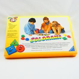 Jeu éducatif - Colorama.  - Figure 1