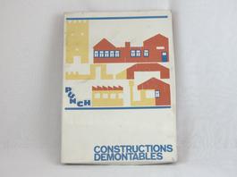Jeu de construction - Matériaux de construction (vintage) - Image 0