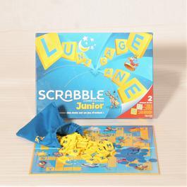 Jeu évolutif Scrabble Junior - Niveau 1 et 2 - Photo 0