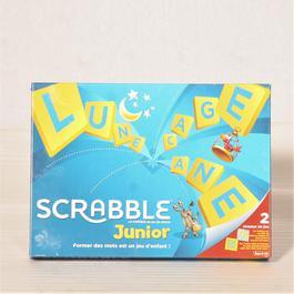 Jeu évolutif Scrabble Junior - Niveau 1 et 2 - Photo 1