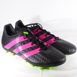 43f69510ab857 ... Chaussure de foot neuves Adidas Ace 16.4 FXG noir T42 - Photo 1