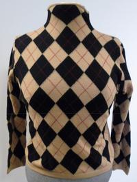 30afe2992ae Crop top Burberry London en laine Taille petit L - Photo ...