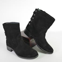 b8d9eb558a0 bottines noires San Marina taille 38 - Photo 0 ...