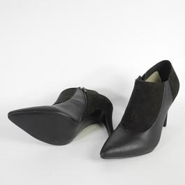 aa8162fca60 Chaussures noires Kio - Photo 0 Chaussures noires Kio - Photo 1