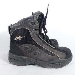 8f802dc7a26ec Chaussures N2 Alpinestars grise et noire pointure 36 - Photo 0 ...