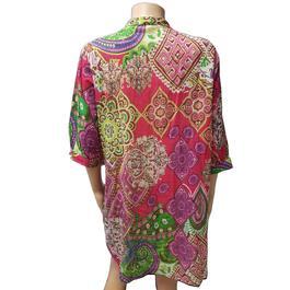 ... Top tunique robe Indian Emporium imprimé floral T M L - Photo 1 82fd9383ff8a
