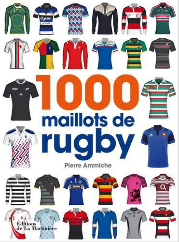 1 000 maillots de rugby - Photo 0