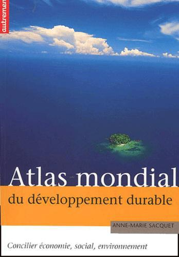 Atlas mondial du développement durable - Photo 0