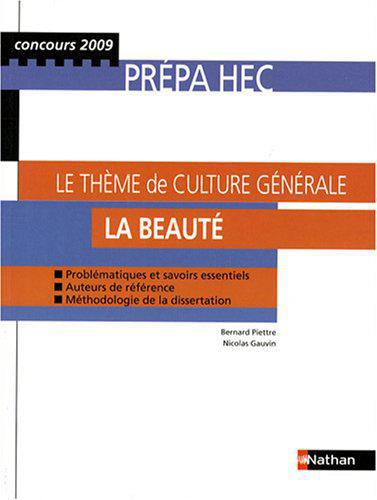 THEME CULTURE GENERALE CL PREP - Piettre, Bernard - Photo 0