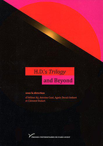 H.D.'s Trilogy and Beyond - Aji, Hélène - Photo 0
