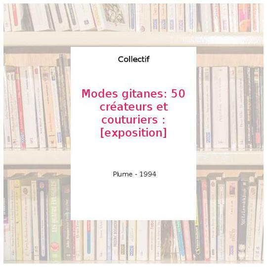 MODES GITANES - Photo 0