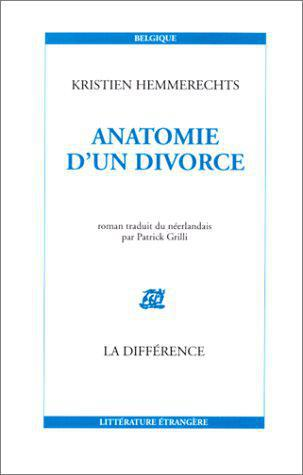 Anatomie d'un divorce - Hemmerechts, Kristien - Photo 0