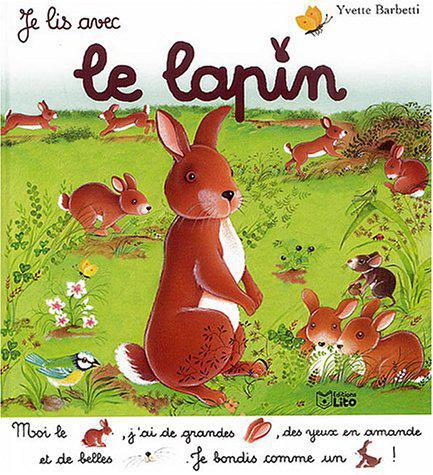 Je lis avec le lapin - Yvette Barbetti - Photo 0