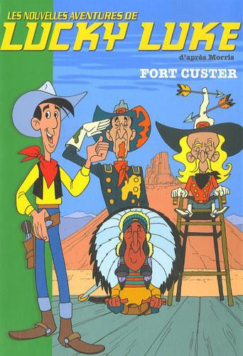 Lucky luke Tome 6 : Fort Custer - Photo 0