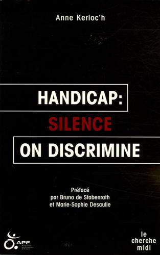 Handicap : silence on discrimine - Photo 0