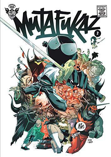 Mutafukaz T 2 : Troublants Trous Noir - Run - Photo 0