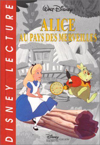 Couverture de Alice au pays des merveilles