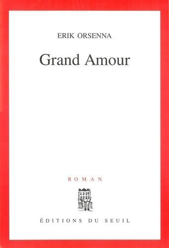 Grand amour - Photo 0