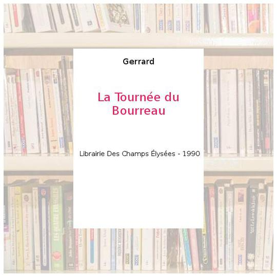 La Tournée du bourreau - Photo 0