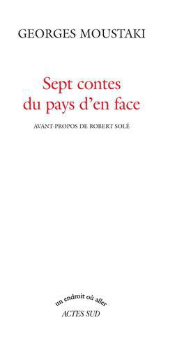 Sept contes du pays d'en face - Photo 0