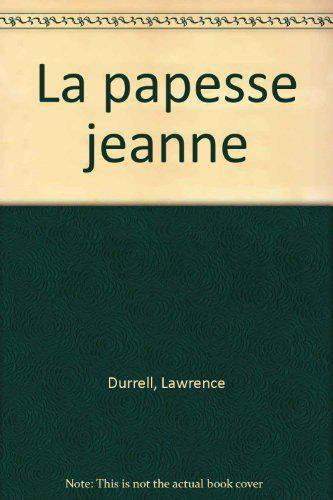 La papesse Jeanne. Récit - Photo 0