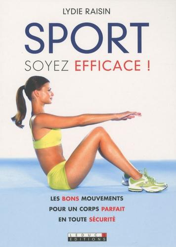 Sport soyez efficace ! - Photo 0