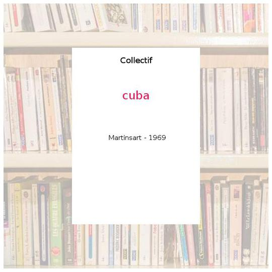 cuba - Collectif - Photo 0