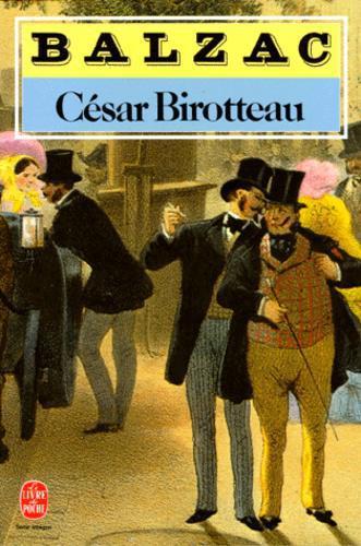 Couverture de César birotteau