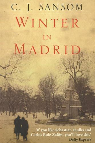 Winter in Madrid. Edition en anglais - Photo 0