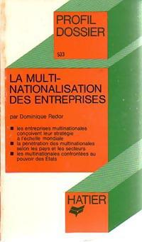 La multinationalisation des entreprises - Photo 0