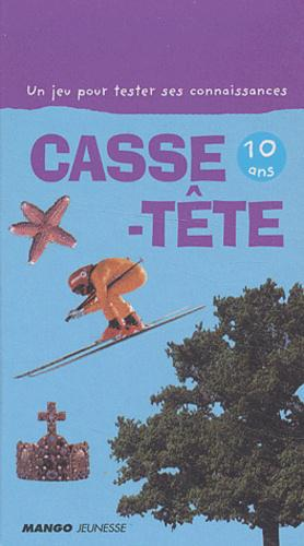 Casse-Tête 10 ans - Photo 0