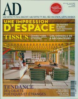AD Architectural Digest n°90 - Photo 0