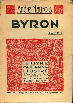 Byron Tome I - Photo 0