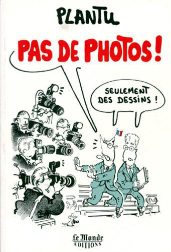 Pas de photos !. Seulement des dessins ! - Photo 0