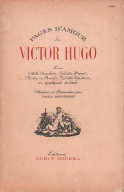 Pages d'amour de Victor Hugo - Photo 0
