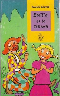 Couverture de Emilie et le clown