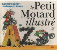 Le petit motard illustré de A à Z - Photo 1