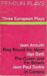 Three European Plays - Photo 0