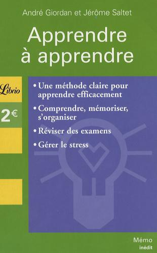 Apprendre à apprendre - Photo 0