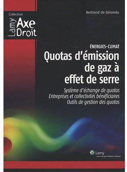Quotas d'émission de gaz à effet de serre - Photo 0