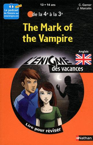 The Mark of the Vampire. De la 4e à la 3e - Photo 0