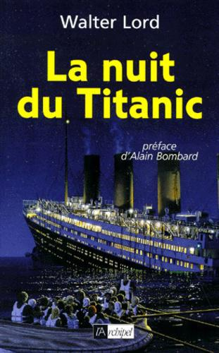 La nuit du Titanic - Photo 0