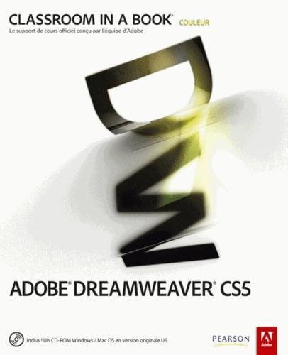 Adobe Dreamweaver CS5. Avec 1 CD-ROM - Photo 0