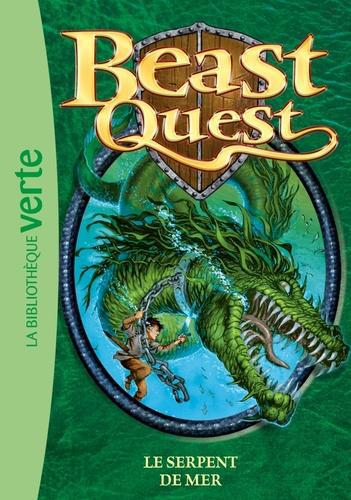 Beast Quest Tome 2 : Le serpent de mer - Photo 0