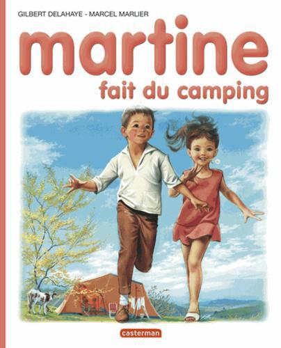 Martine fait du camping - Photo 0