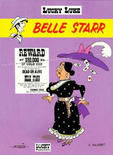 Lucky Luke Tome 34 : Belle Starr - Photo 0