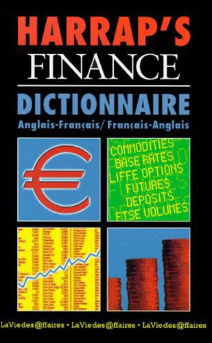 Finance Dictionnaire Anglais-Français/Français-Anglais - Photo 0