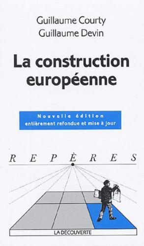 La construction européenne - Photo 0
